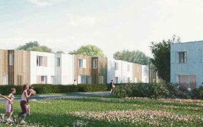 Réhabilitation de 160 logements à Wattrelos